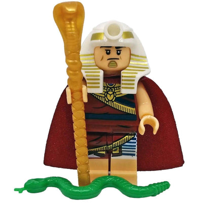 Minifig Pharaoh-Brick Forces