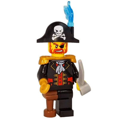 Minifig Pirate Marty - Minifigs