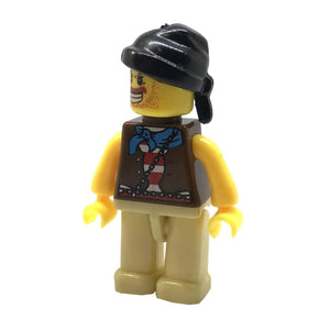 Minifig Pirate Mate Kurt - Minifigs