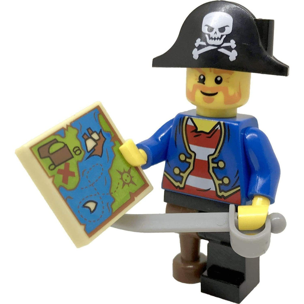 Minifig Pirate Peg - Minifigs