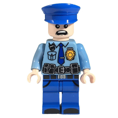 Minifig POLICE Officer Bill - Minifigs