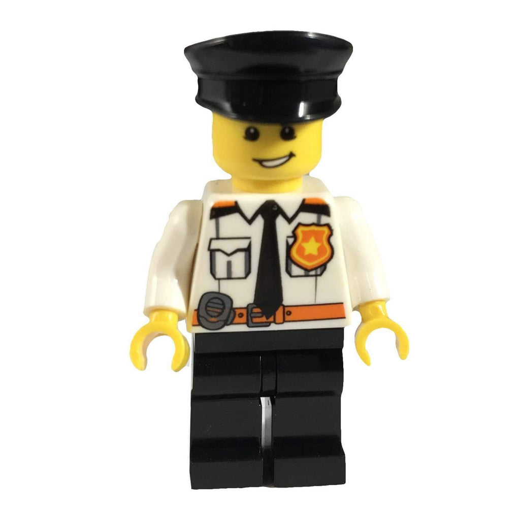 Minifig POLICE Officer Kris - Minifigs