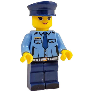 Minifig Police Officer Sharon - Minifigs