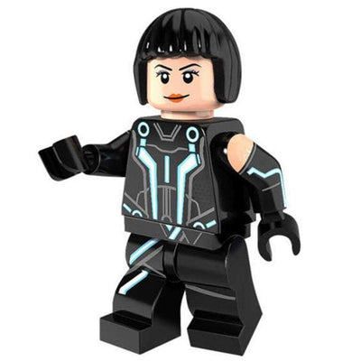 Minifig Quorra - Minifigs