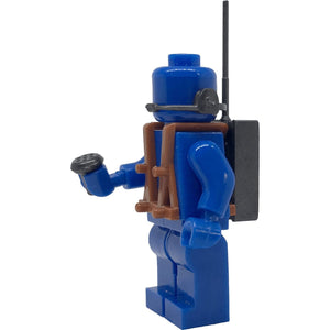 Minifig Radio Pack Kit - Vests