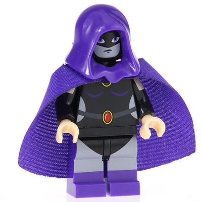 Minifig Raven - Minifigs