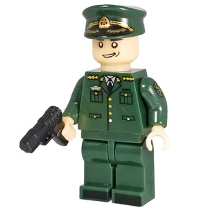 Minifig Red Army Dress Uniform Aleksey - Minifigs