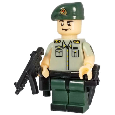 Minifig Red Army Guard Ilya - Minifigs