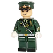 Minifig Red Army Officer Fang - Minifigs