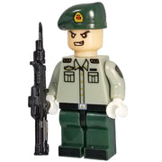 Minifig Red Army Soldier Roman - Minifigs
