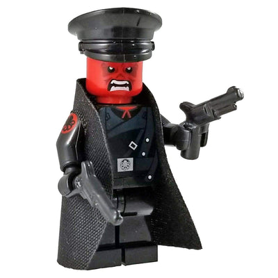 Minifig Red Skull - Minifigs