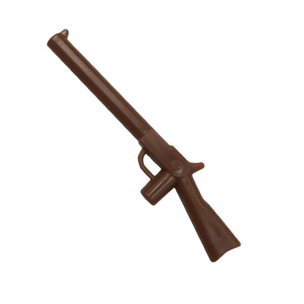 Minifig Reddish Brown Musket - Rifle