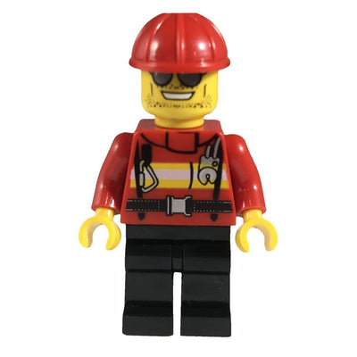 Minifig RESCUE Guy Jimmy - Minifigs