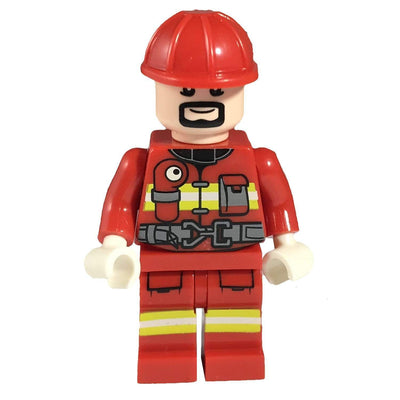 Minifig RESCUE Guy Peter - Minifigs