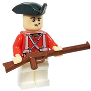 Minifig Revolutionary War British Jack - Minifigs