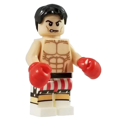 Minifig Rocky - Minifigs