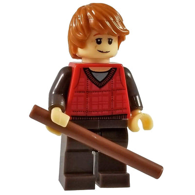 Minifig Ron in Street Clothes-Brick Forces