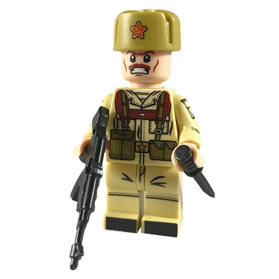 Minifig Russian Soldier Vlad - Minifigs