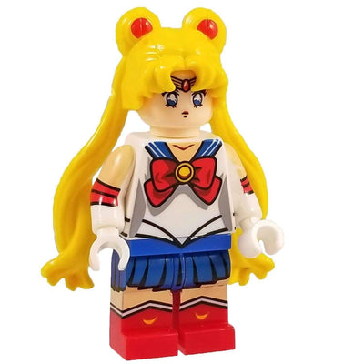 Minifig Sailor Moon-Brick Forces