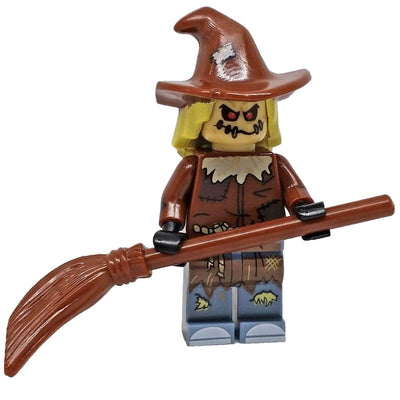 Minifig Scarecrow-Brick Forces