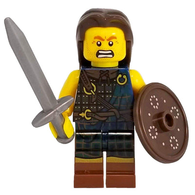 Minifig Scottish Highlander - Minifigs