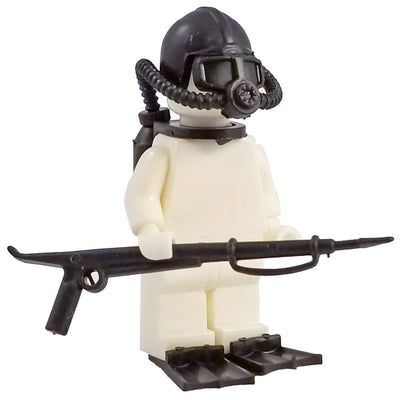 Minifig SCUBA Diving Accessories - Accessories
