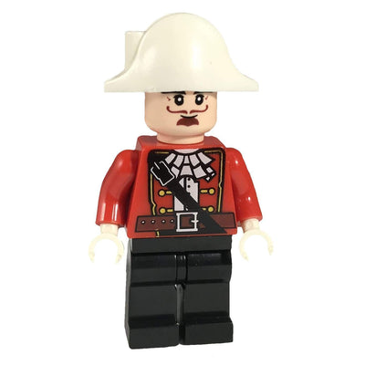 Minifig Sea Captain - Minifigs