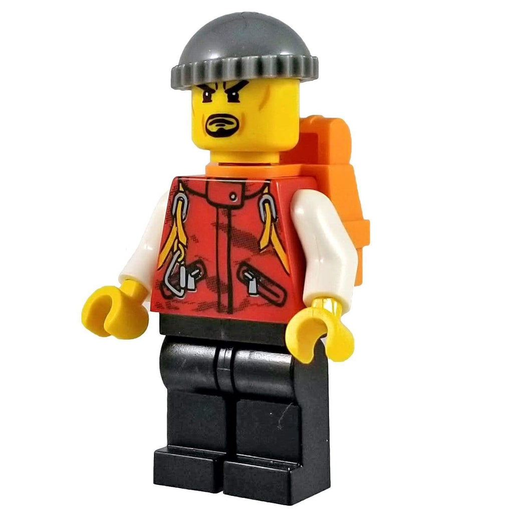 Minifig Search and Rescue (SAR) Brent - Minifigs