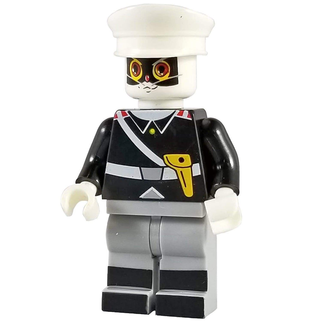 Minifig Security Guard - Minifigs