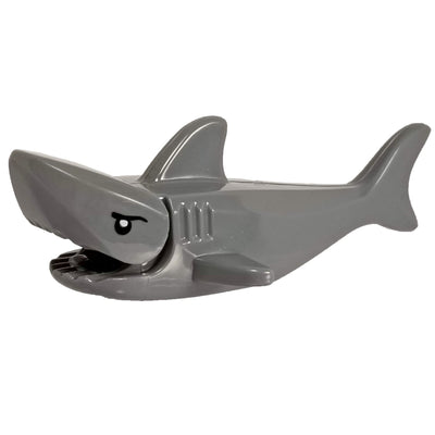 Minifig Shark - Animals