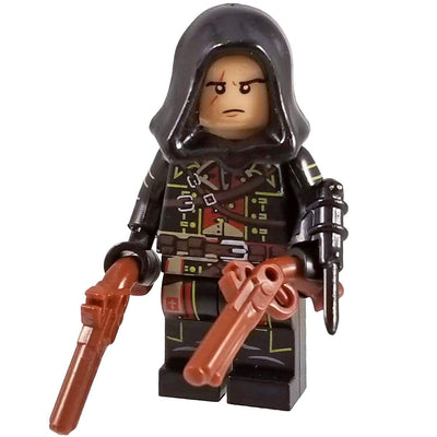 Minifig Shay - Minifigs