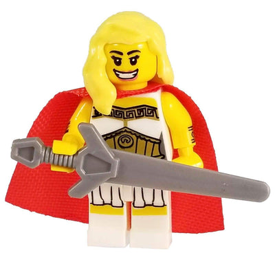 Minifig She-RA-Brick Forces