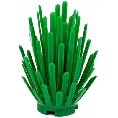 Minifig Shrub GREEN (1 Piece) - Vegetation