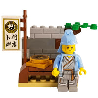 Minifig Small Diorama Set Fortune Teller - Sets
