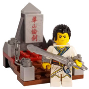 Minifig Small Diorama Set Swordsman - Sets