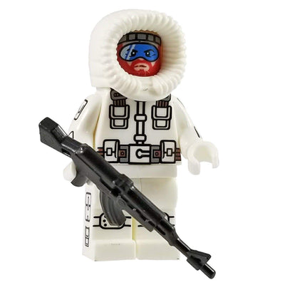 Minifig G.I. Joe Snow Job-Brick Forces