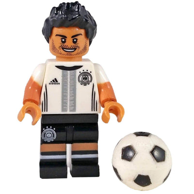 Minifig Soccer Player #5 Hummels - Minifigs