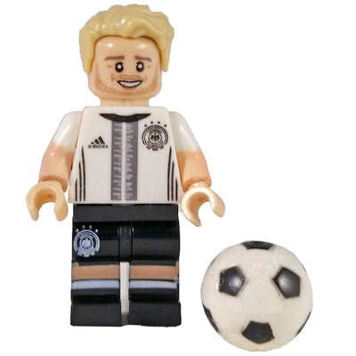 Minifig Soccer Player #9 Schurrle - Minifigs