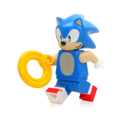 Minifig Sonic - Minifigs