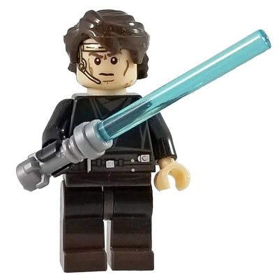 Minifig Space Knight Hayden Pilot - Minifigs