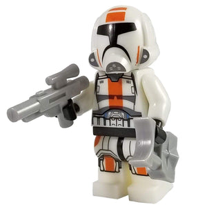 Minifig Space Trooper 212th Battalion - Minifigs