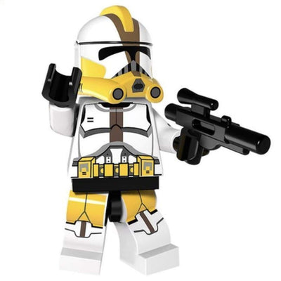 Minifig Space Trooper Bly - Minifigs