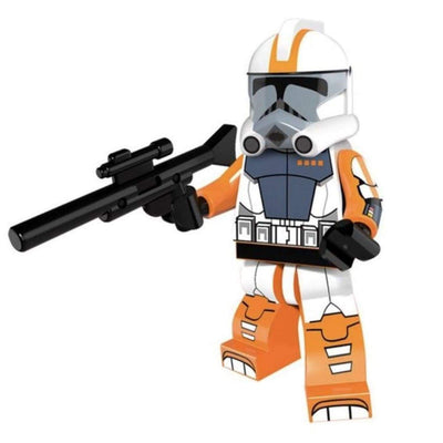 Minifig Space Trooper Boil - Minifigs