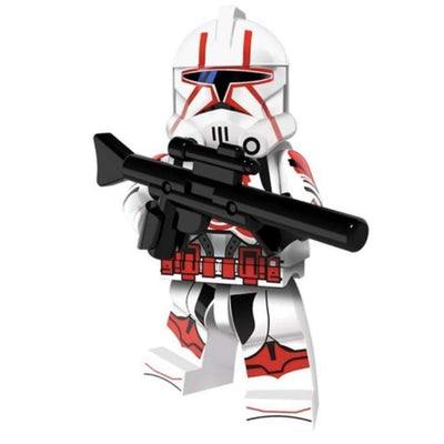 Minifig Space Trooper Fil - Minifigs