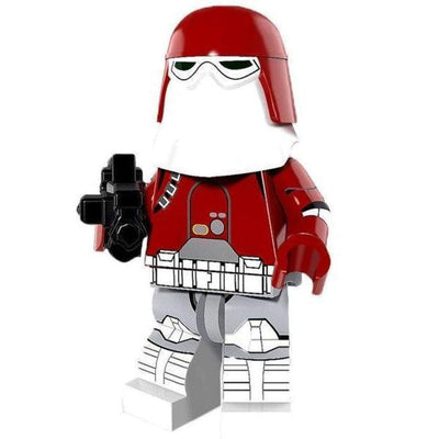 Minifig Space Trooper Marine - Minifigs