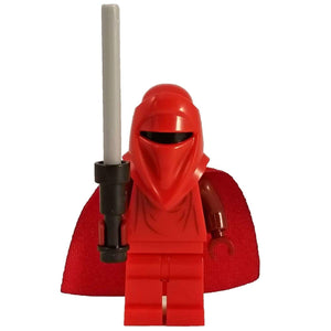 Minifig Space Trooper Royal Guard v2 - Minifigs