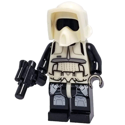 Minifig Space Trooper Scout