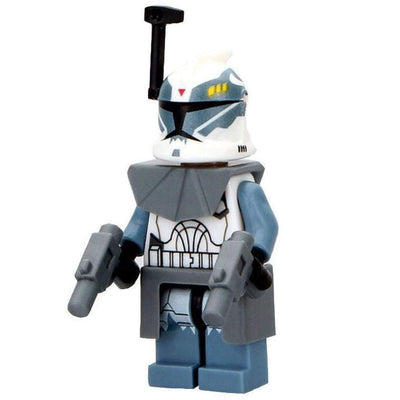 Minifig Space Trooper Wolf - Minifigs