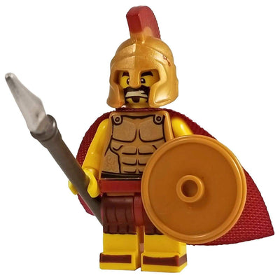 Minifig Spartan Leto-Brick Forces