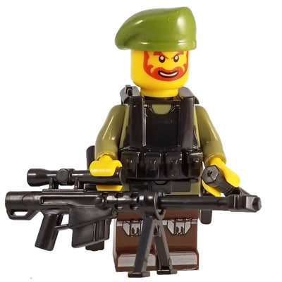 Minifig Special Forces Sniper - Minifigs